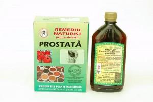 Tratament pentru prostata